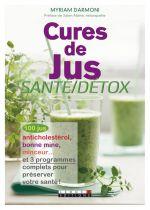 Cures De Jus Détox Myriam Darmoni Editions Leduc