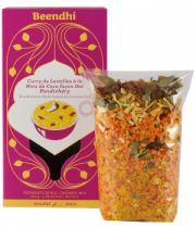 Curry de lentilles corail noix de coco Pondichéry 250g