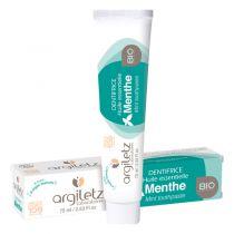 Dentifrice Argile Menthe Bio 75Ml