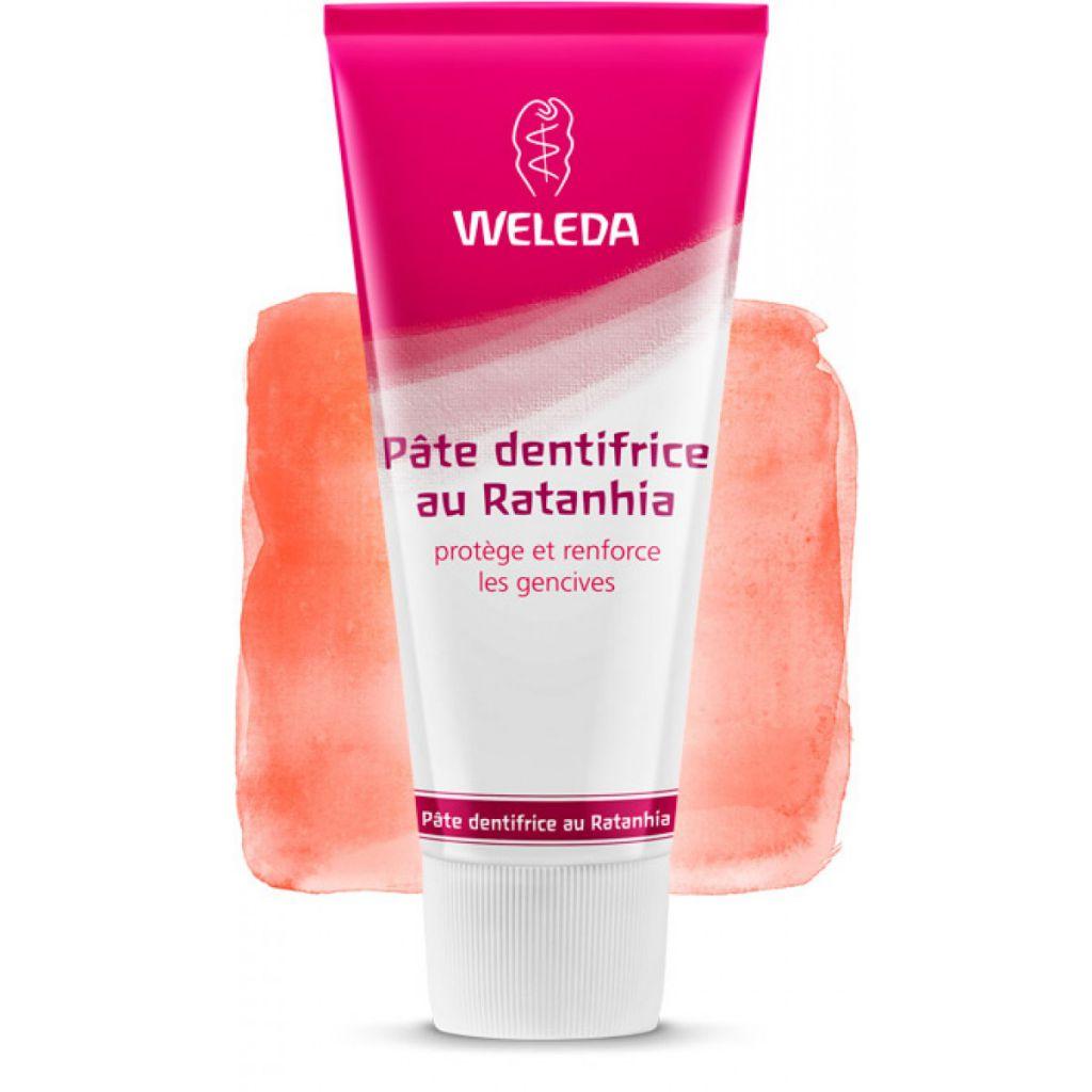 Dentifrice Au Ratanhia 75Ml