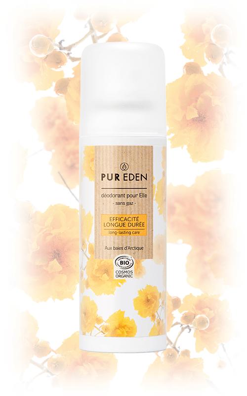 Deodorant Roll-on Langdurig 50ml Pur Eden