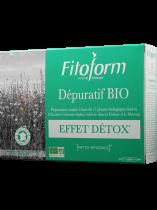 Dépuractif bio 20 ampoules Fitoform