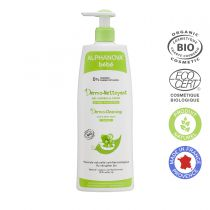 Dermo Cleansing Baby Organic 200Ml Alphanova EXPIRE 31/08/18