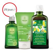 Detox & Slim Pack Birch 3 products Weleda