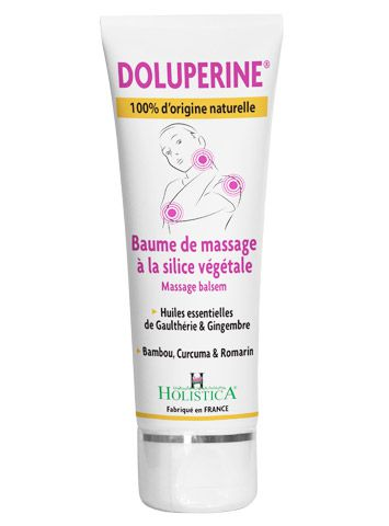 Dolupérine baume massage 75 ml Holistica
