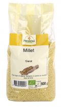 Dried Millet Organic 500G Primeal