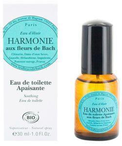 Eau De Toilette Harmonie Fleurs De Bach 55Ml