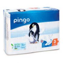 Ecological Nappies 2 Mini 3-6kg 42 pieces