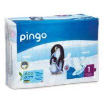 Ecologische wegwerpluiers 4 Maxi 7-18kg 40 stuks Pingo