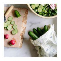 Emballage Alimentaire Réutilisable Extra-Large Abeego