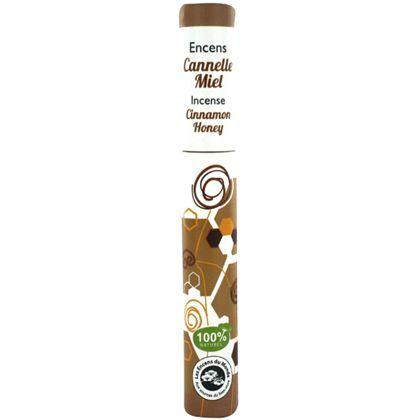 Encens Végétal Cannelle-Miel 30 Batonnets