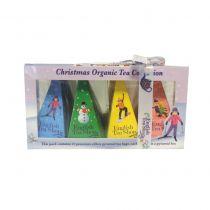 English Tea Shop Christmas Collection 12 Pyramides