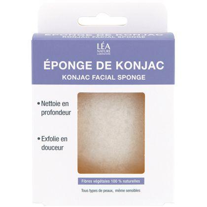Eponge De Konjac Eau Thermale