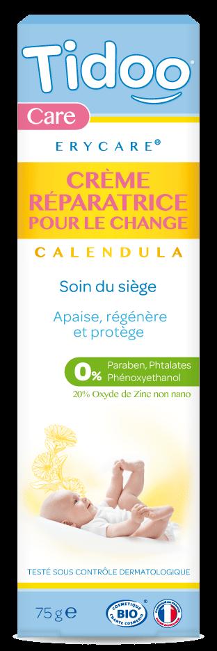 Erycare crème protectrice change calendula bio 75g Tidoo