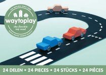 Expressway Track 16 pieces Way to Play
