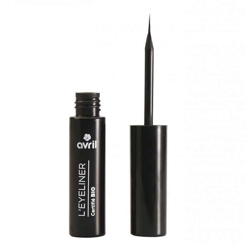 Eyeliner Zwart Bio Avril