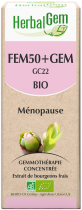 Fem50+ Herbalgem Organic 15Ml