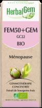 Fem50+ Herbalgem Organic 50Ml
