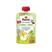 Fennel Frog Fruit Pouch 6M 100g Holle