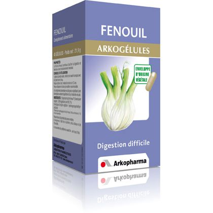 Fenouil 45 Gelules