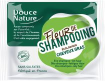 Fleur De Shampooing Cheveux Gras Bio
