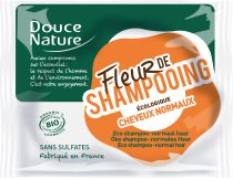 Fleur De Shampooing Normal Hair Bio Douce Nature
