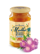 Flower Honey Organic 300G Rigoni Di Asiago