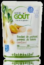 Fondue Poireaux pommes de terre Cabillaud 6M Good Gout