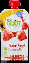 Fraise Banane 120g dès 6 mois Good Gout