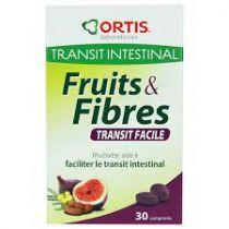 Fruits Et Fibres Transit 30 Comprimés