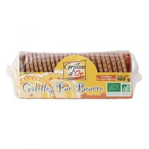 Galettes Pur Beurre 160g Grillon d\'or