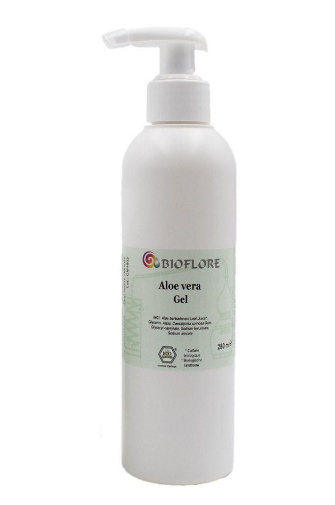 Gel Aloe Vera Pur 250ml Bioflore