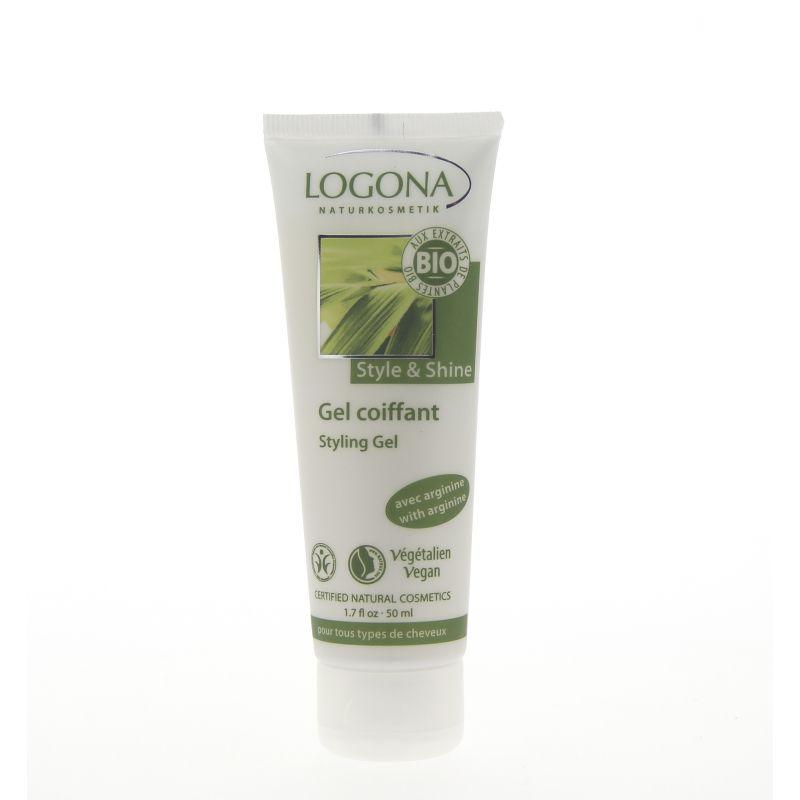 Gel Coiffant Bambou 50Ml