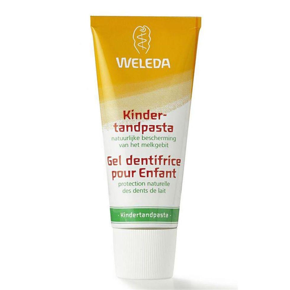 Gel Dentifrice Pour Enfants 50Ml Weleda