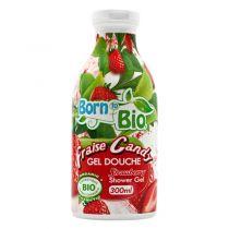 Gel Douche Fraise Candy Bio 300Ml