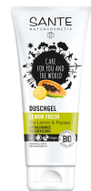Gel Douche Lemon Fresh 200ml Sante Naturkosmetik