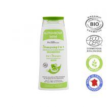 Gentle Shampoo Organic 200Ml Alphanova Baby