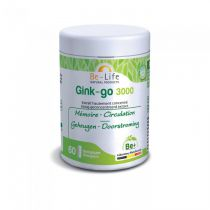 Gink-Go 3000 60 Gel. Bio-Life VD EIND JULI 2017