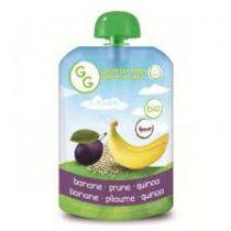 Gourde Bébé Banane Prune Quinoa 140G Bio