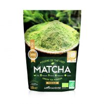 Green Tea Matcha Powder Organic 50G Aromandise