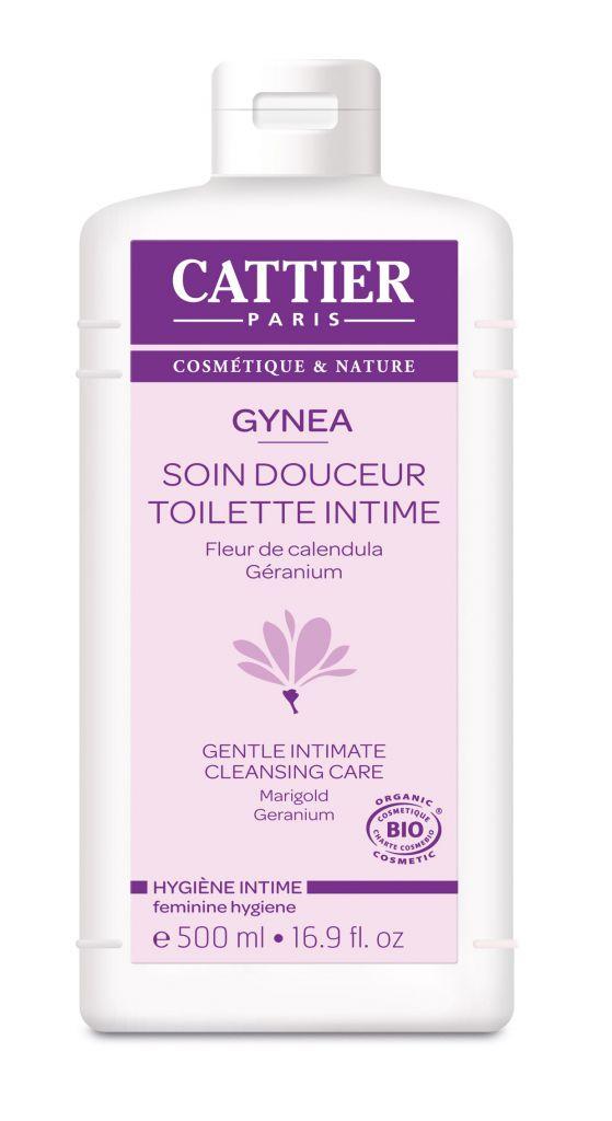 Gynéa Intiem Gel Bio 200Ml Cattier