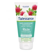 Hair Conditioner Organic 150Ml Natessance