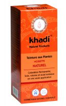 Herbal Hair Colour Natural Hazel Khadi