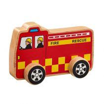 Houten Brandweerwagen Lanka Kade