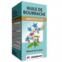 Huile De Bourrache 60 Capsules Molles