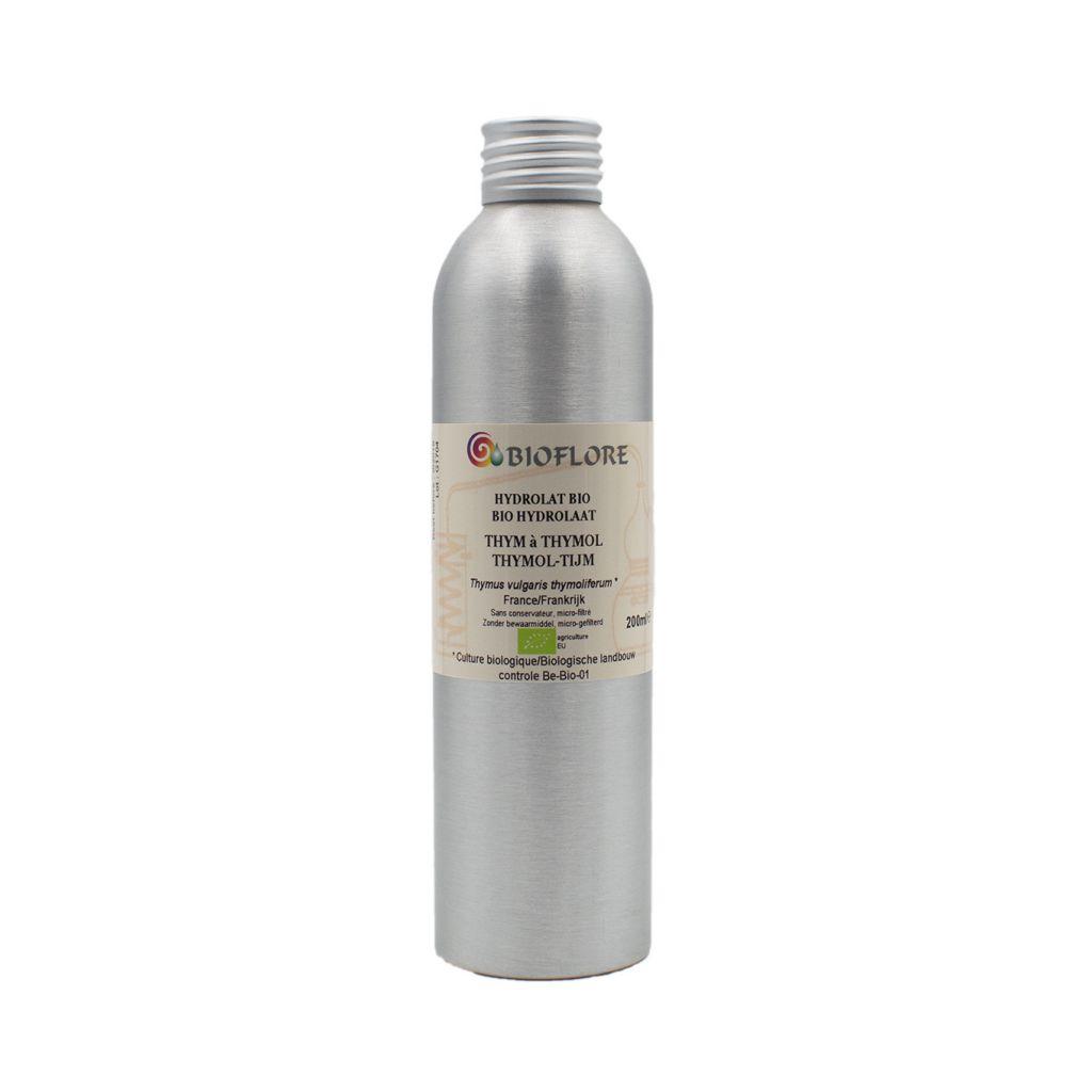 Hydrolat Thym à Thymol 200ml Bioflore