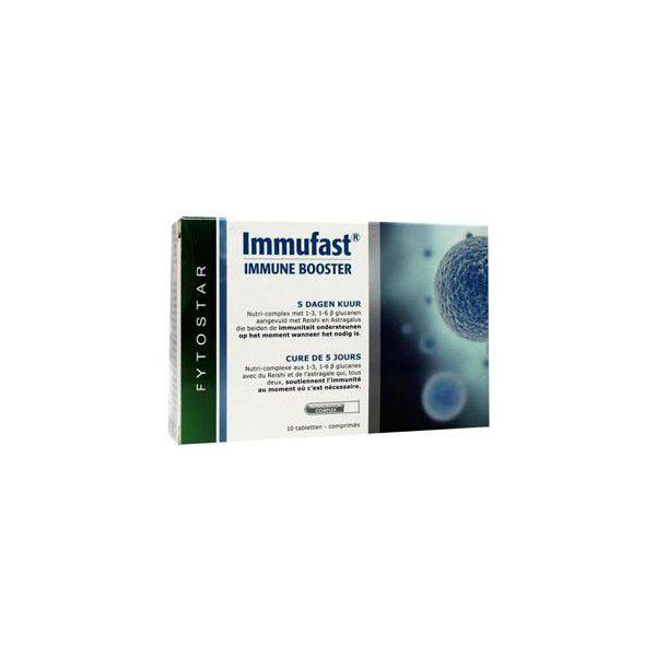 Immufast Booster Immunité Cure 5 Jours