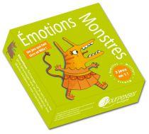 Jeu Emotions Monstres Pour Penser Editions