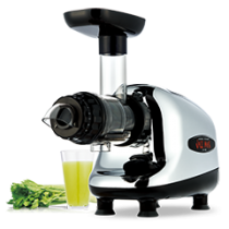 Juice Extractor Chrome Steel Jazz Max