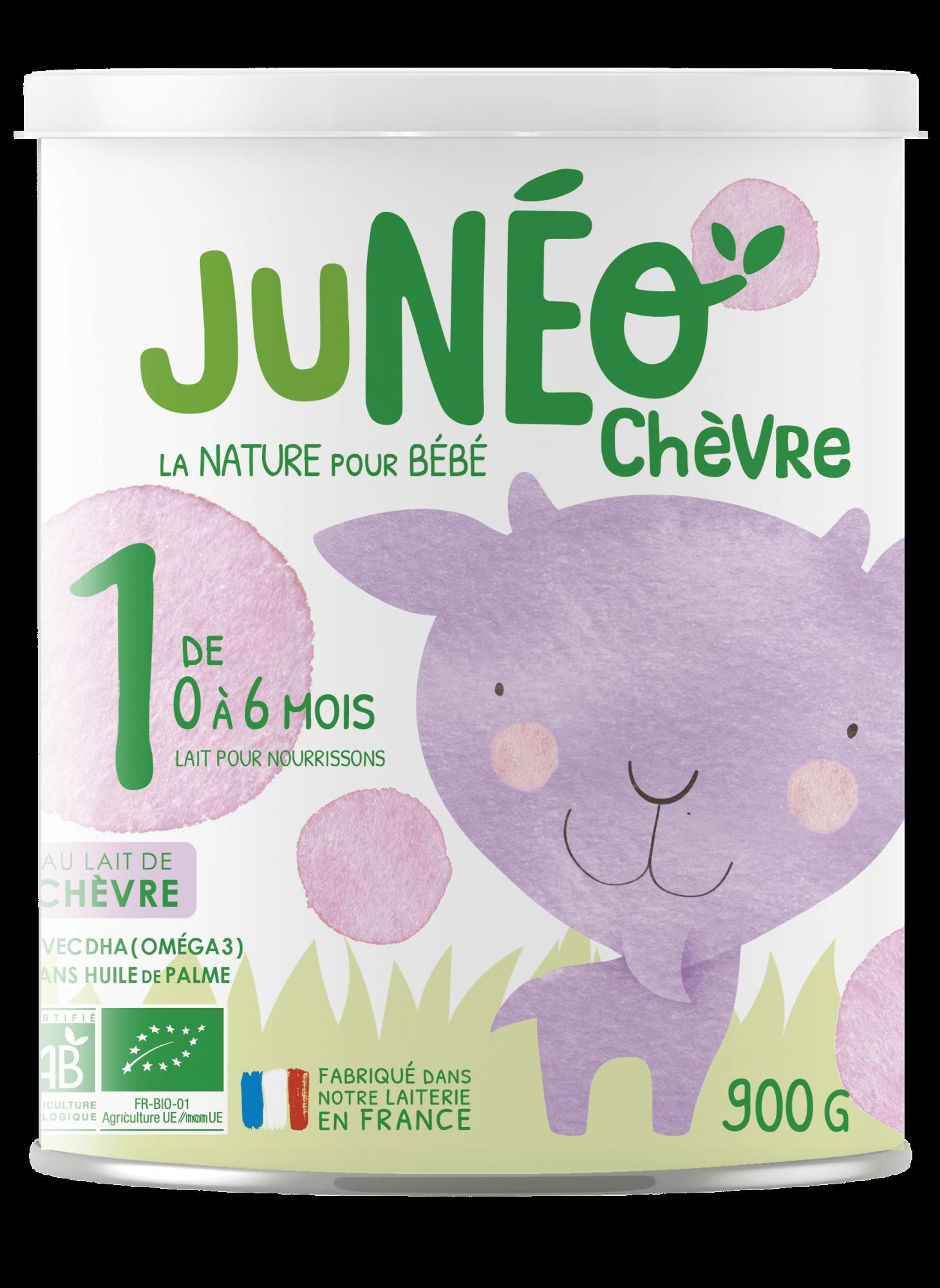 Juneo Chevre 1 0-6 Maanden Geitenmelk 900G